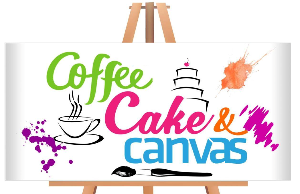 Coffee Cake and Canvas