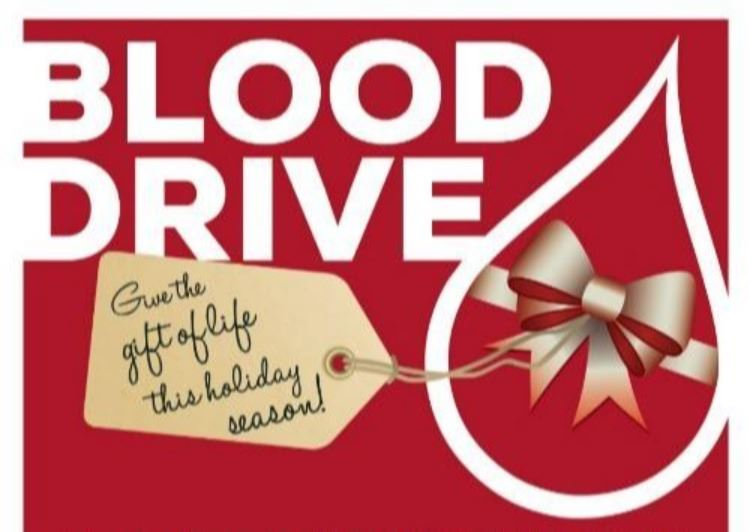 Holiday Blood Drive