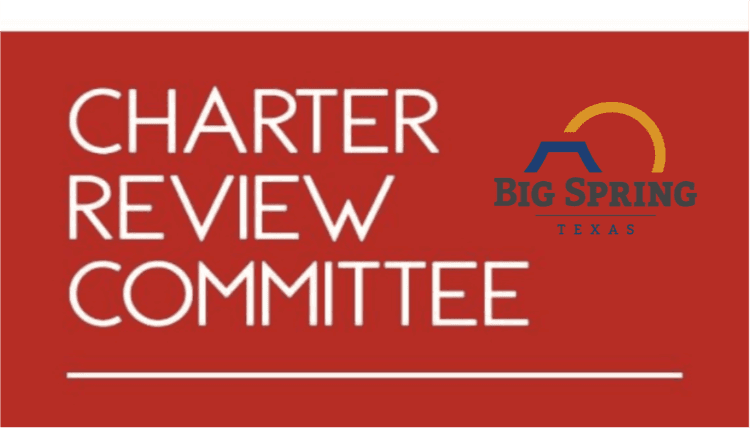 Charter Review Committee Logo
