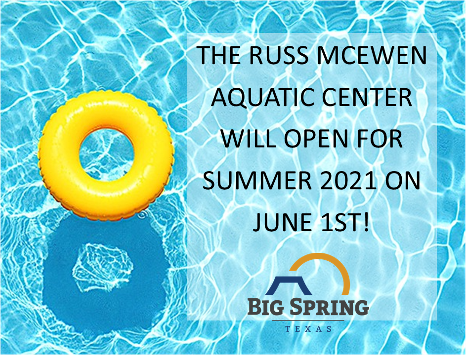 Aquatic Center 2021 Opening